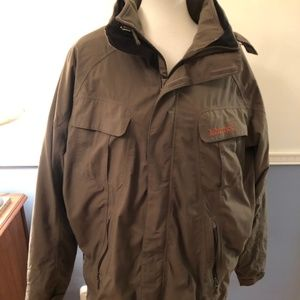 VGUC - Marmot Olive Green Winter Coat size XL